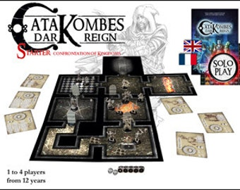 "Starter : Catakombes dark reign ""confrontation of kingdoms"""