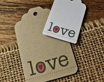 Valentines Tag - Love 2