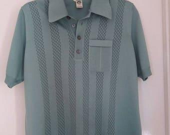 Rockabilly 1950s shirt vintage like gabicci