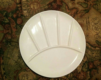 1950's Full Size Appetizer Plates