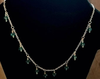 Ice Bead Necklace