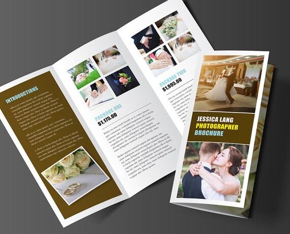 Nett Druckbare Broschürenvorlage Bilder - Dokumentationsvorlage ...