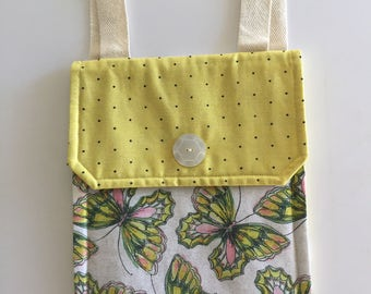 Toddler's backpack, little girl's backpack , girl's tote, girl's purse
