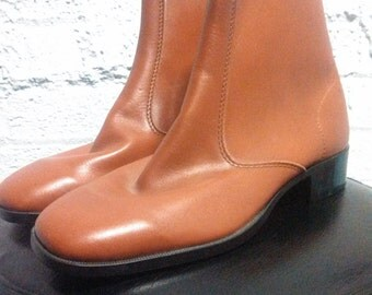 Men's Beatle Boots / 60s Mod / Size  / Like New Condition / Ankle boot
