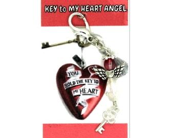 KEY to MY HEART Angel