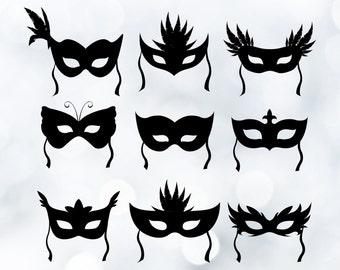 Porcelain Doll Mask Halloween