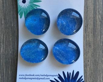 Glass Gem Magnets