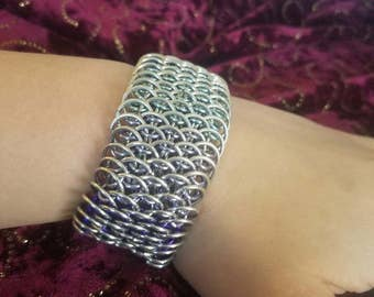 Mermaid Scale Bracelet