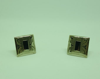 Vintage mens cufflinks
