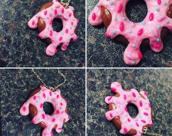 Super scrumptious doughnut Custom charm!