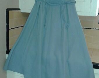 Catalina JBS vintage skirt, beautiful blue !!!