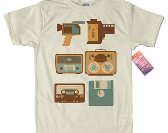 Vintage Devices  T shirt