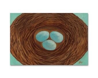 The Nest Eggs