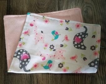 Super Soft Baby Burp Cloths