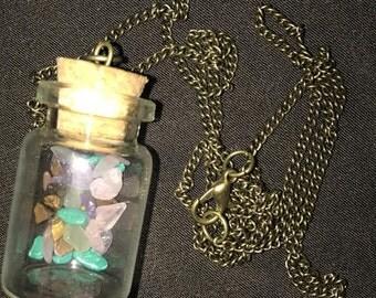 Gemstone Necklaces (Personalized)