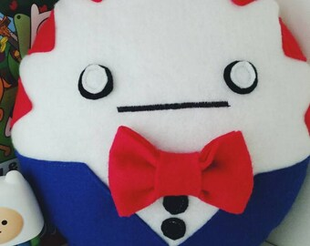 Mr Peppermint plush/small cushion