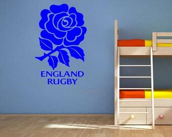 England Rugby Union Wallart