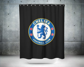 Chelsea FC Shower Curtain