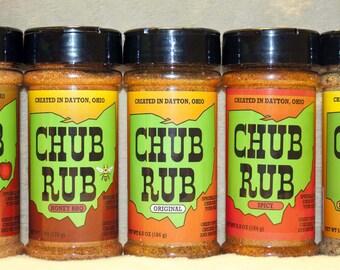 Chub Rub Gift Pack - 5 Pack