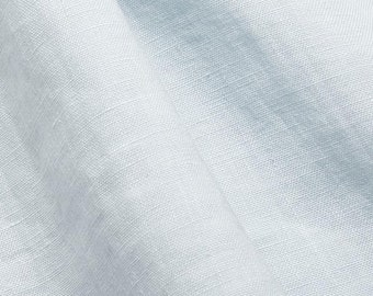 Fabric linen - Cannes - color Blue
