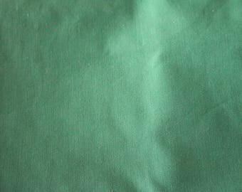 21 Vintage Kelly Green poplin