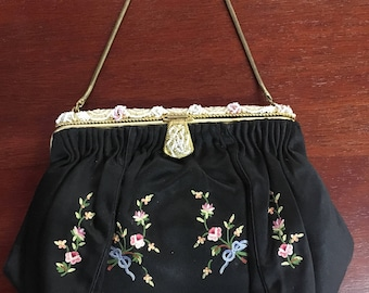 Vintage Purse with Coin Purse