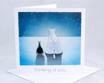 GREETING CARDS, ANY 3, Boff & Wetsuit