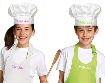 Chef Hat CHEF child or adult
