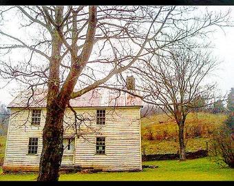 Rural Art, Color Photography, Kentucky, Photo Print
