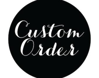 Custom Bulk Order