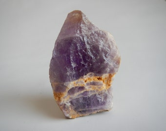 Deep Purple Amethyst Point