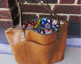 Create Your Own Custom Bag! I do commissions: bags made exactly how you want them.