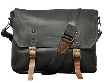 Brown files & business bag, by Feldmoser1414, made in Austria, perfectly suitable for MacbookPro