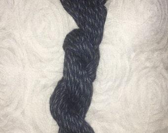 Alpaca Yarn- Tri-Color Baby Blue
