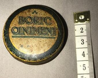 SALE        Boric Ointment full tin
