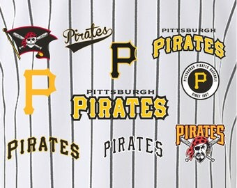 Pittsburgh Pirates Baseball SVG, Pittsburgh Pirates, Pirates SVG, Baseball Clipart, Pirates