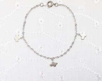 Head in the Clouds Charm Bracelet