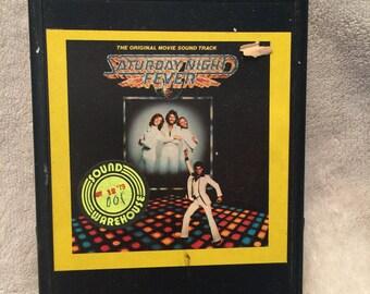 Saturday Night Fever 8-track