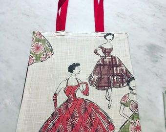 High society ladies tote bag