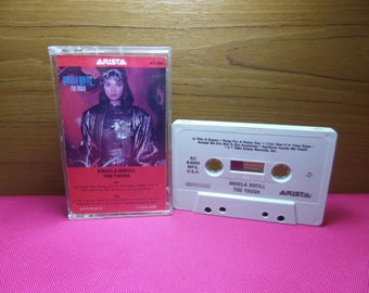 Anagela Bofill - Too much - cassette tape