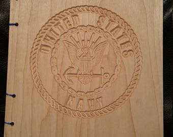United States Navy Journal/note book