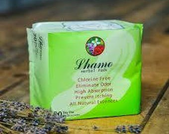 Herbal Sanitary Napkins (Day Use)