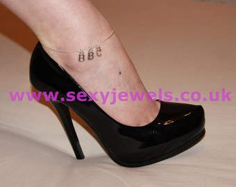 HD Slut wife anklet charms