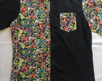 Men's custom shirts