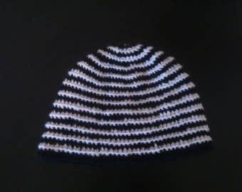 Hat, striped