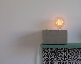 Concrete Lamp Beton Lampe