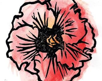 Hibiscus Print 08