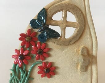 Fairy door, fairy doors, garden fairy doors, fairy garden, garden ornament, gift for her, fairy garden doors, garden ornaments, fairies