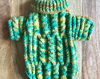 Sweater BOSS Bespoke HandKnitted Custom Made Especially for You
