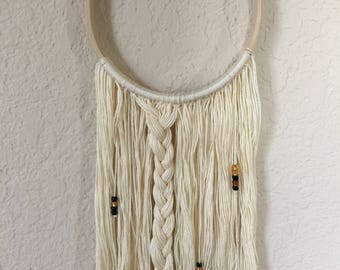 Braided Dreamcatcher
